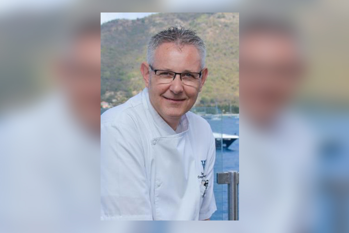 Windstar Cruises appoints Cockburn as corporate executive chef