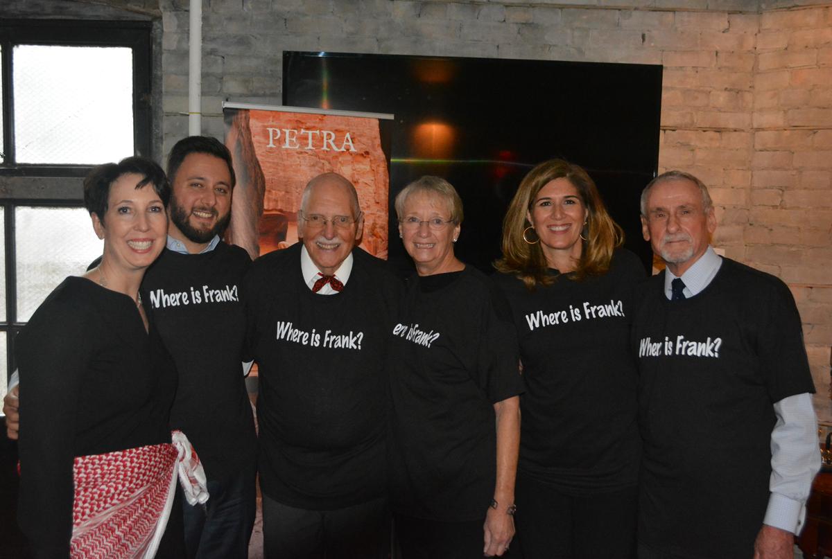 Jordan Tourism Board toasts retiring duo