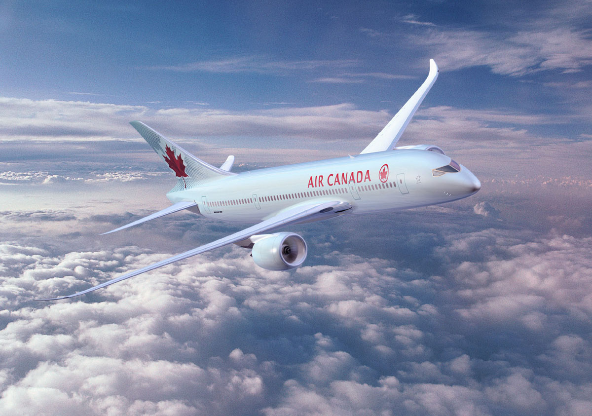 Air Canada named a top employer for diversity
