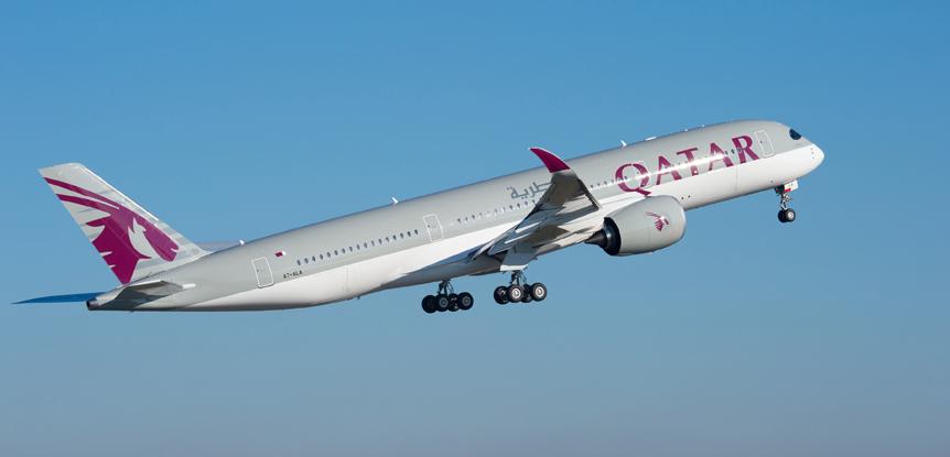 Qatar Airways to offer free laptops on US flights