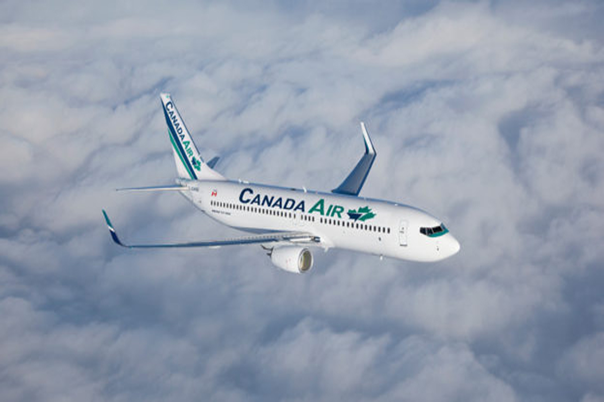 WestJet to become Canada Air on April 1?