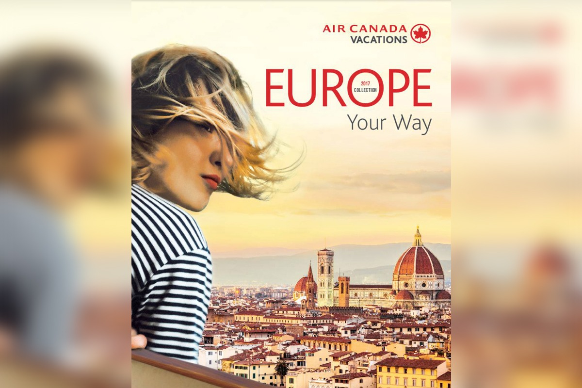 ACV's new Europe & Cruise brochure is here