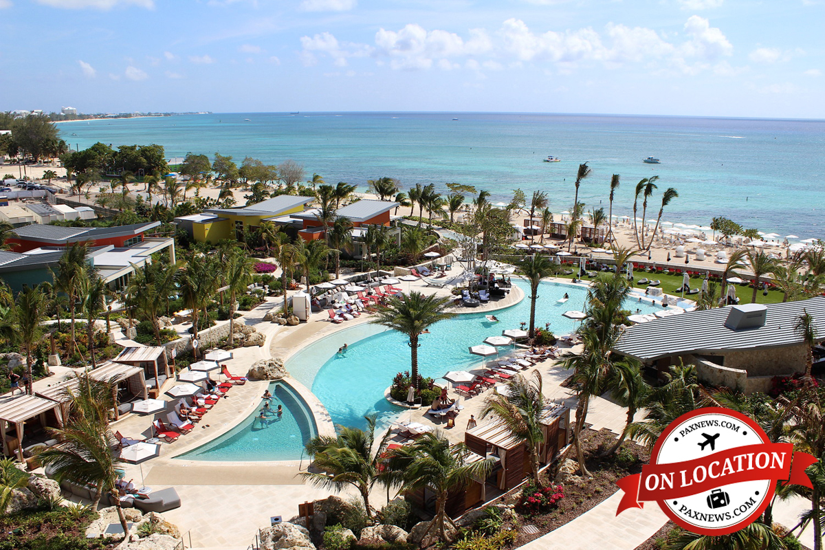 PAX tours top hotels in Grand Cayman