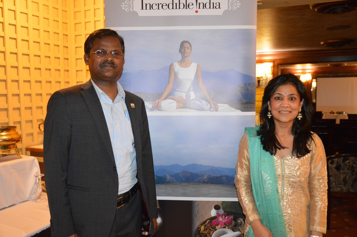 Services International showcases Incredible India to agents