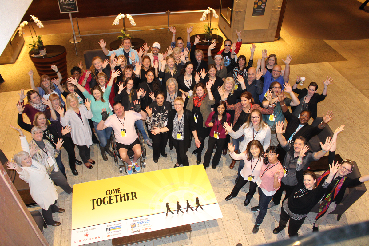 Flight Centre Associates 'Come Together' in Toronto