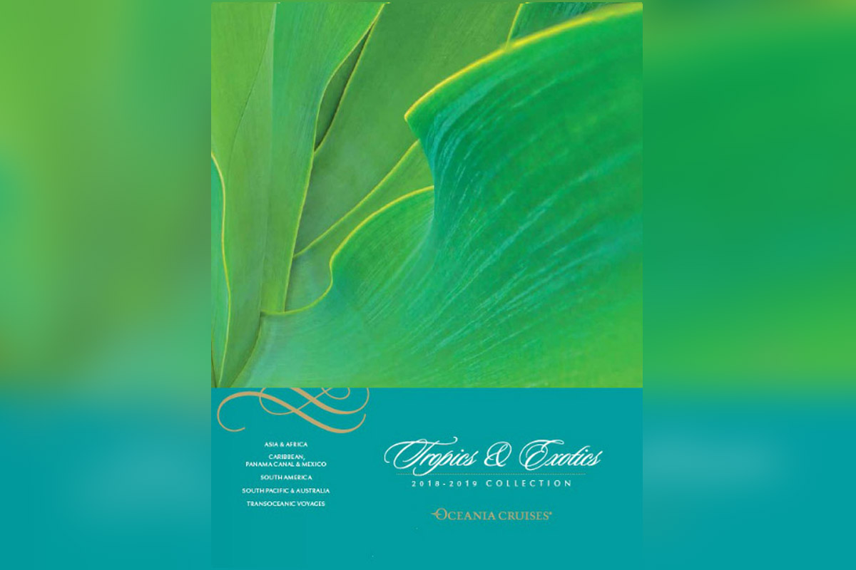 New tropics and exotics itineraries released by Oceania