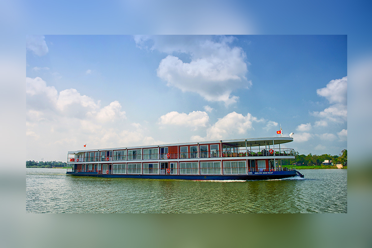 Avalon Waterways plans new river ship for Mekong