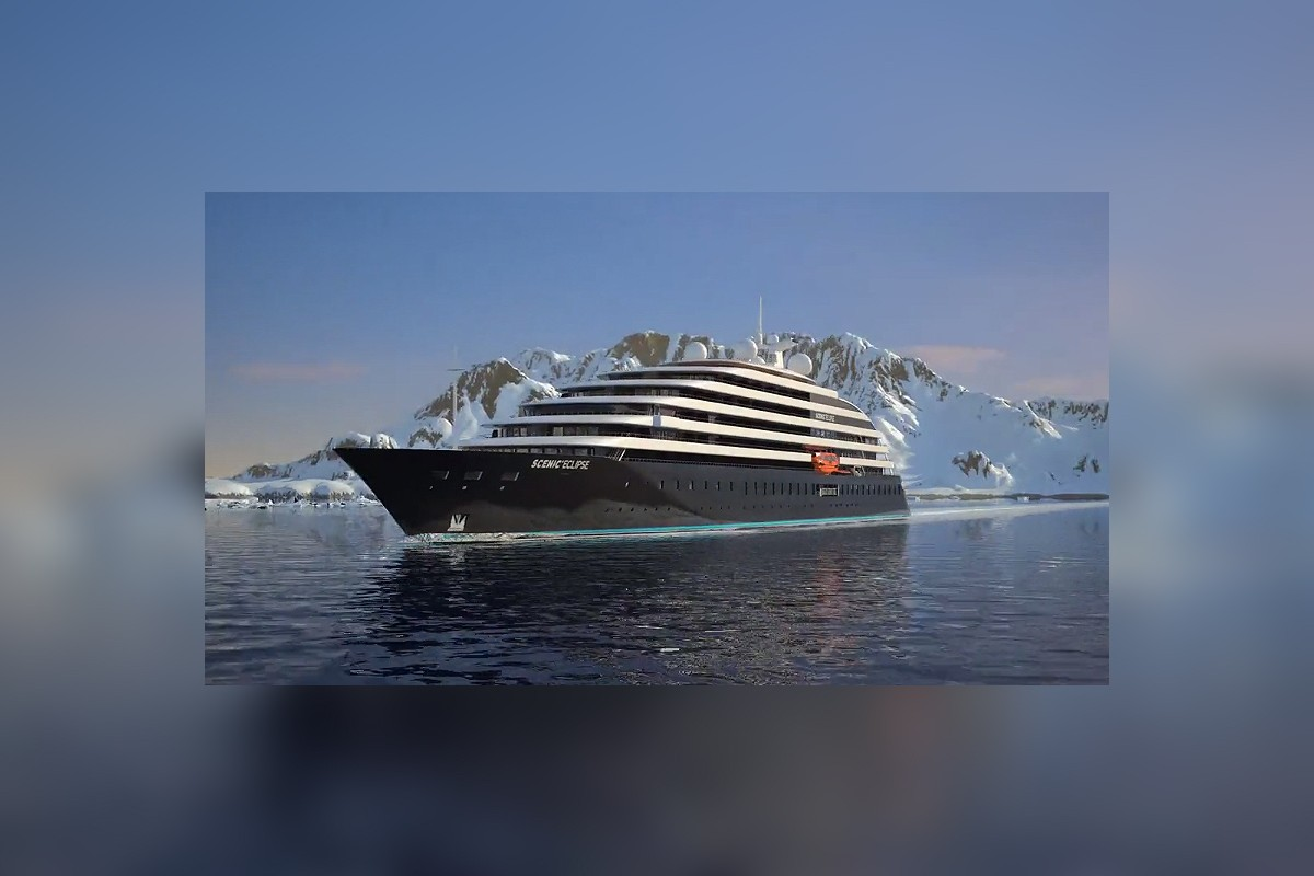 Scenic Eclipse detailed in 3 new brochures