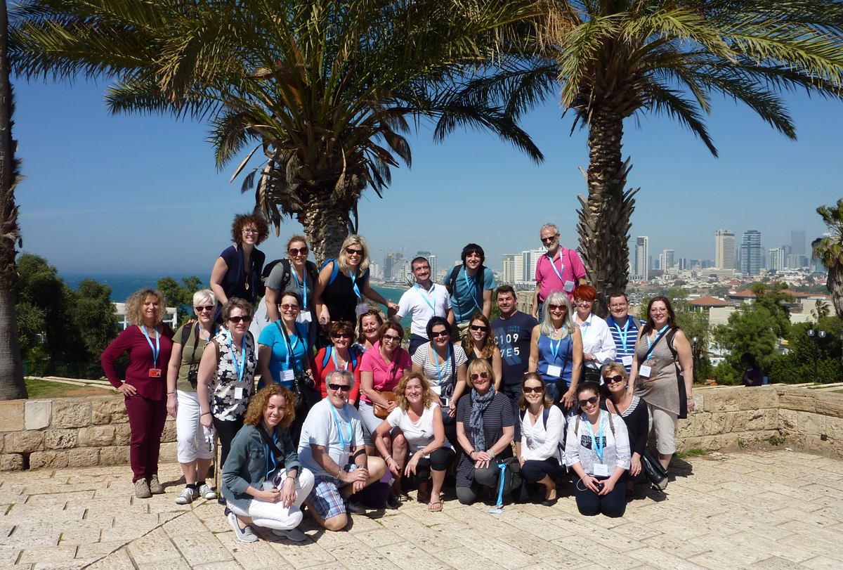 FAM Report: Transat hosts agents in Tel Aviv