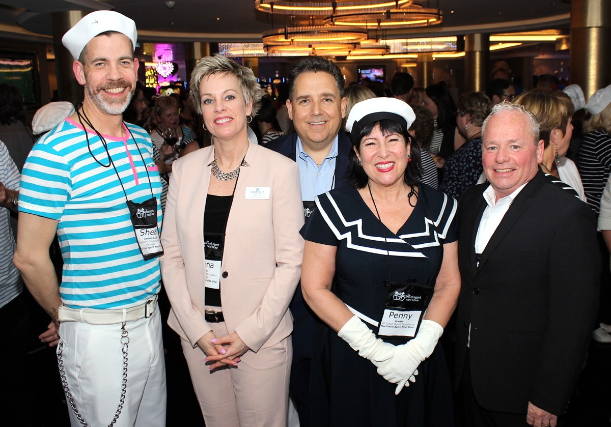 TTAND kicks off 2017 conference on the Norwegian Escape