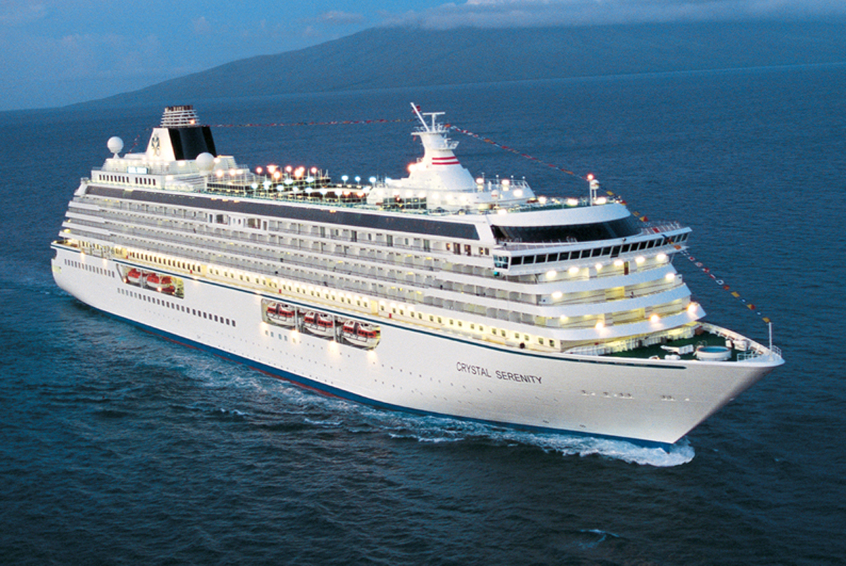 Crystal reveals plans for Symphony, Serenity redesigns