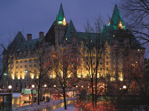 Fairmont Hotels & Resorts, VIA Rail Canada launch railway adventure