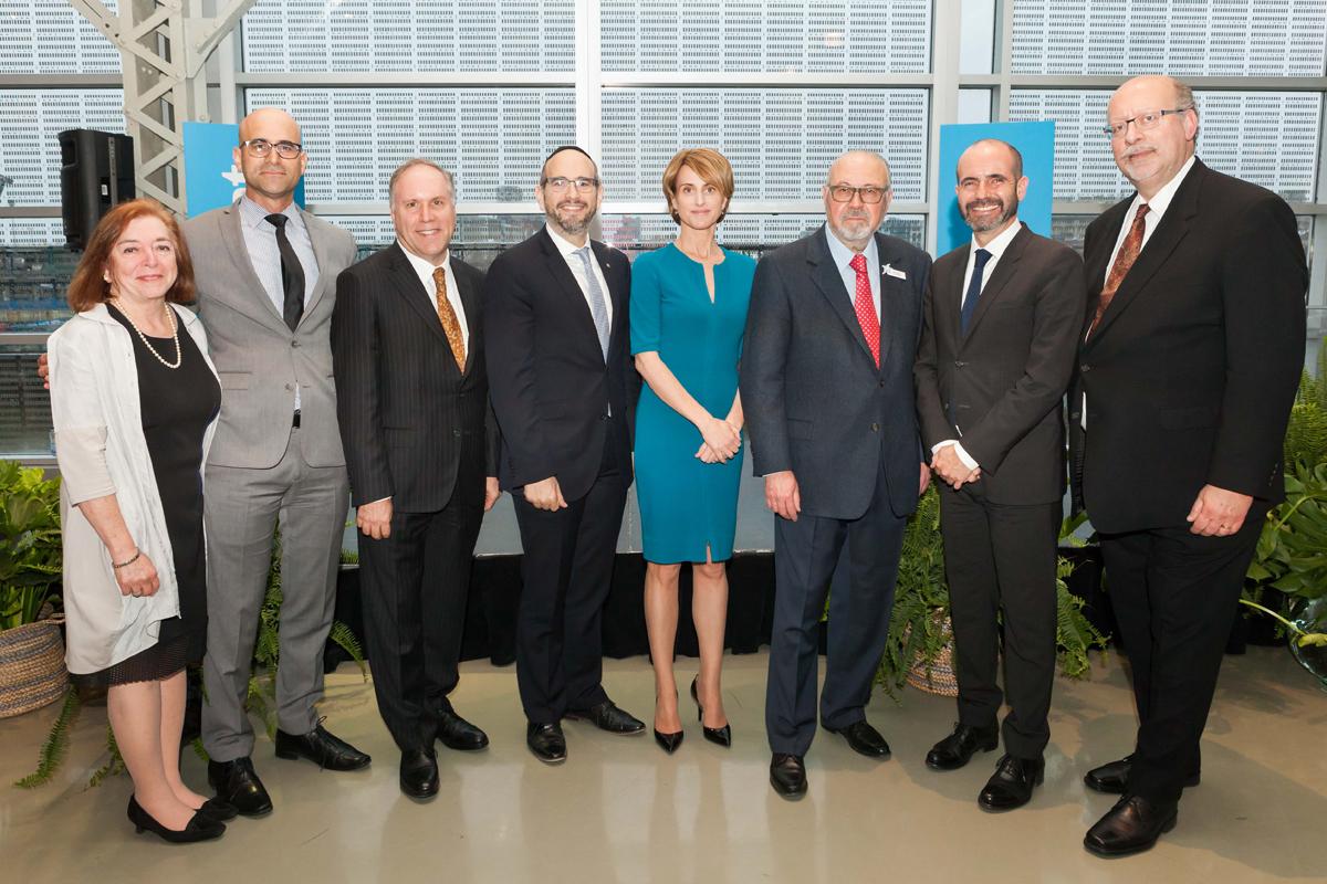 Transat celebrates first Montreal-Tel Aviv flight