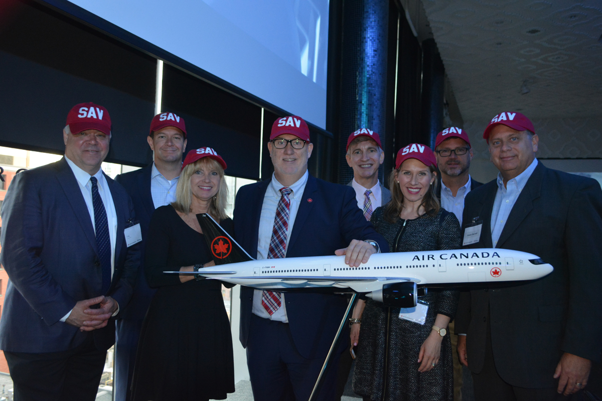 Air Canada ready for takeoff with new routes