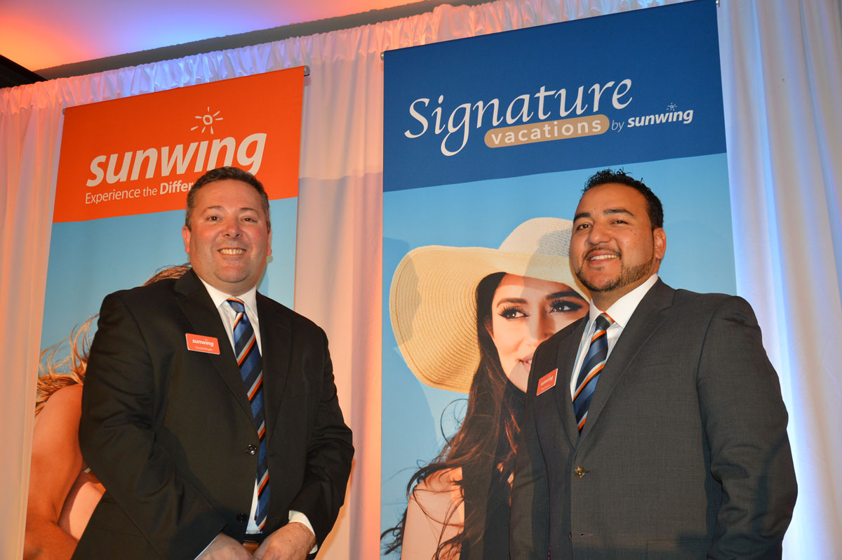 Sunwing & Signature showcase what's new for 2017-18 travel season