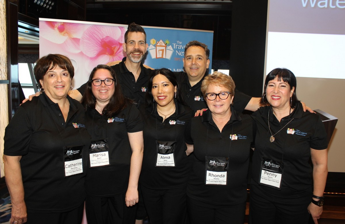 Agents & suppliers build relationships at TTAND's 2017 conference