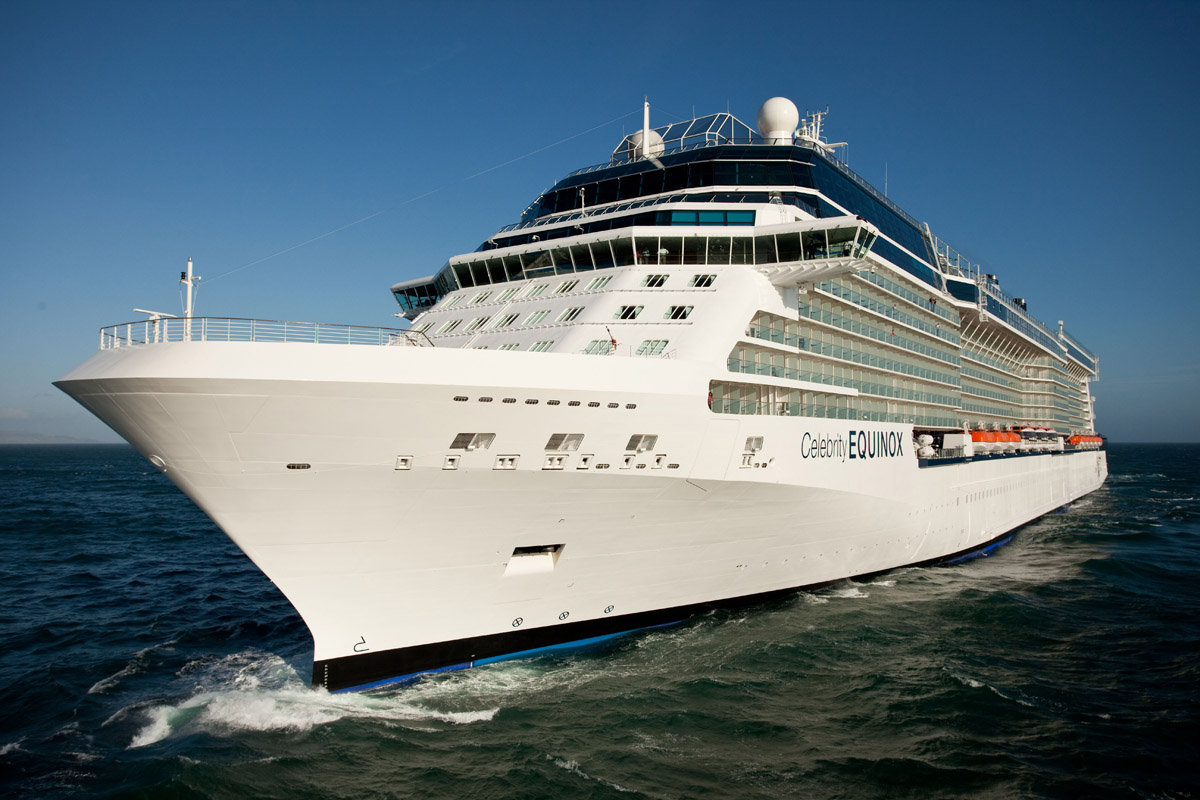 [VIDEO] Celebrity Cruises teams up with ACV for free air promotion
