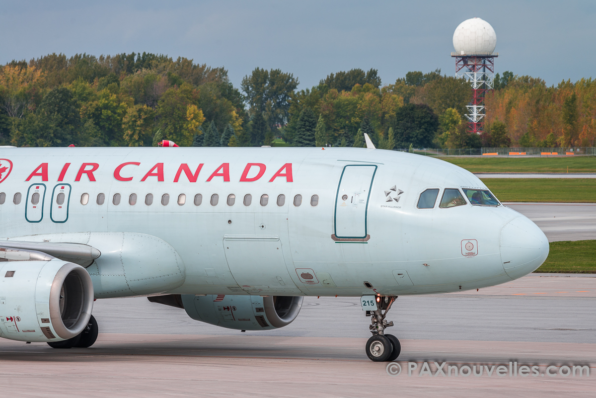 Air Canada adds six more new routes