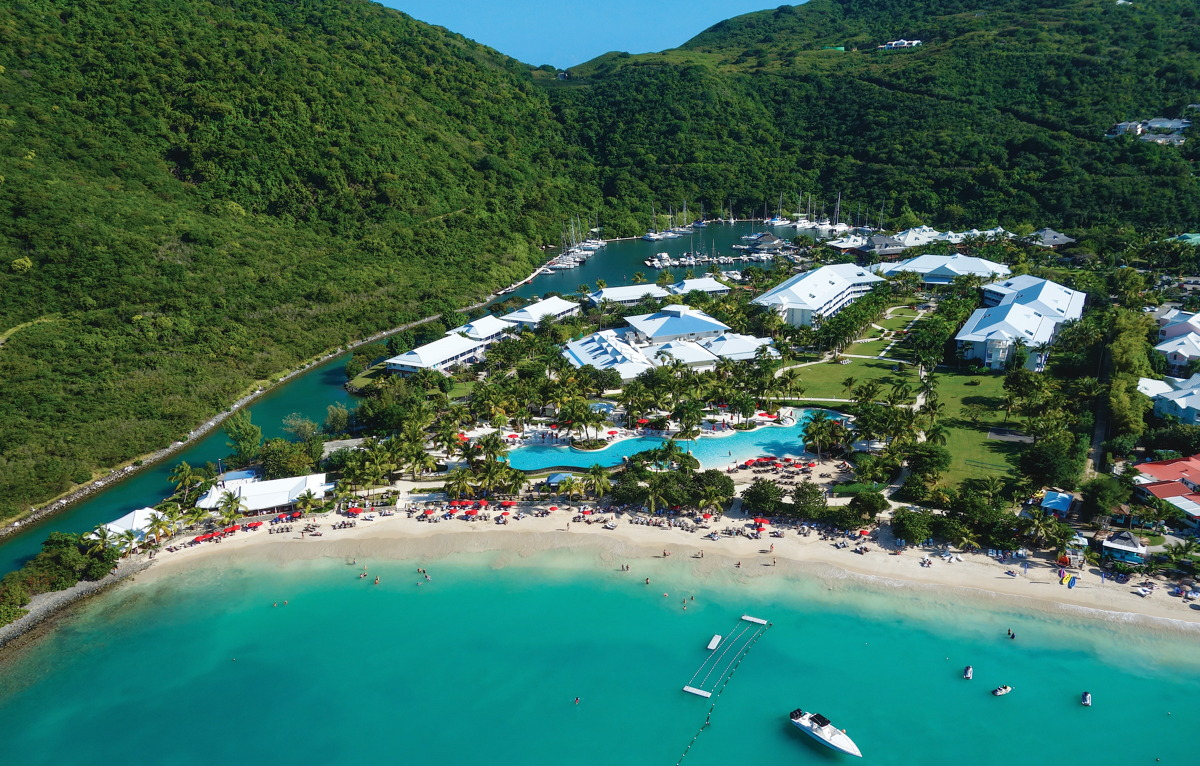 Signature Vacations offers agents double STAR, RPC points on bookings at Riu Palace St. Martin