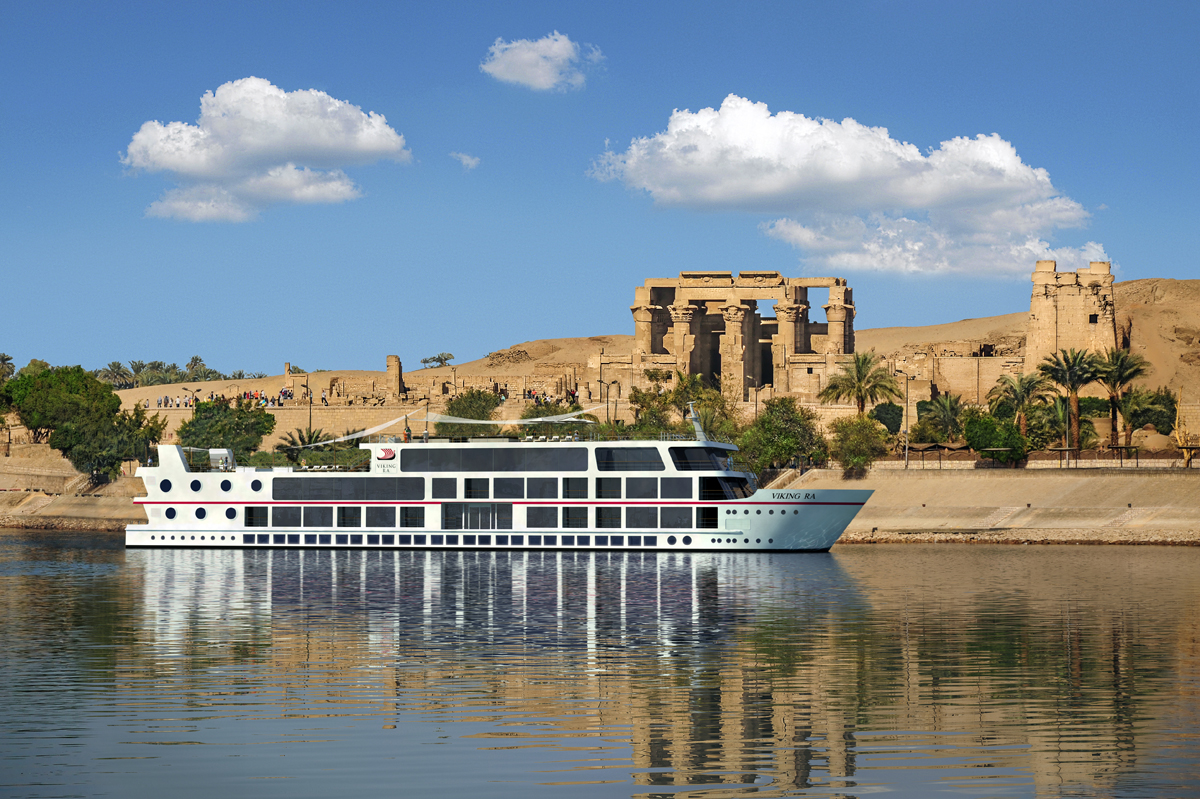 Viking Ra to sail the Nile in 2018