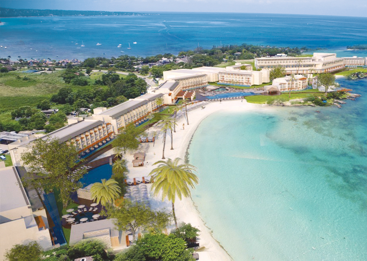 Sunwing offers double STAR points on Royalton Negril