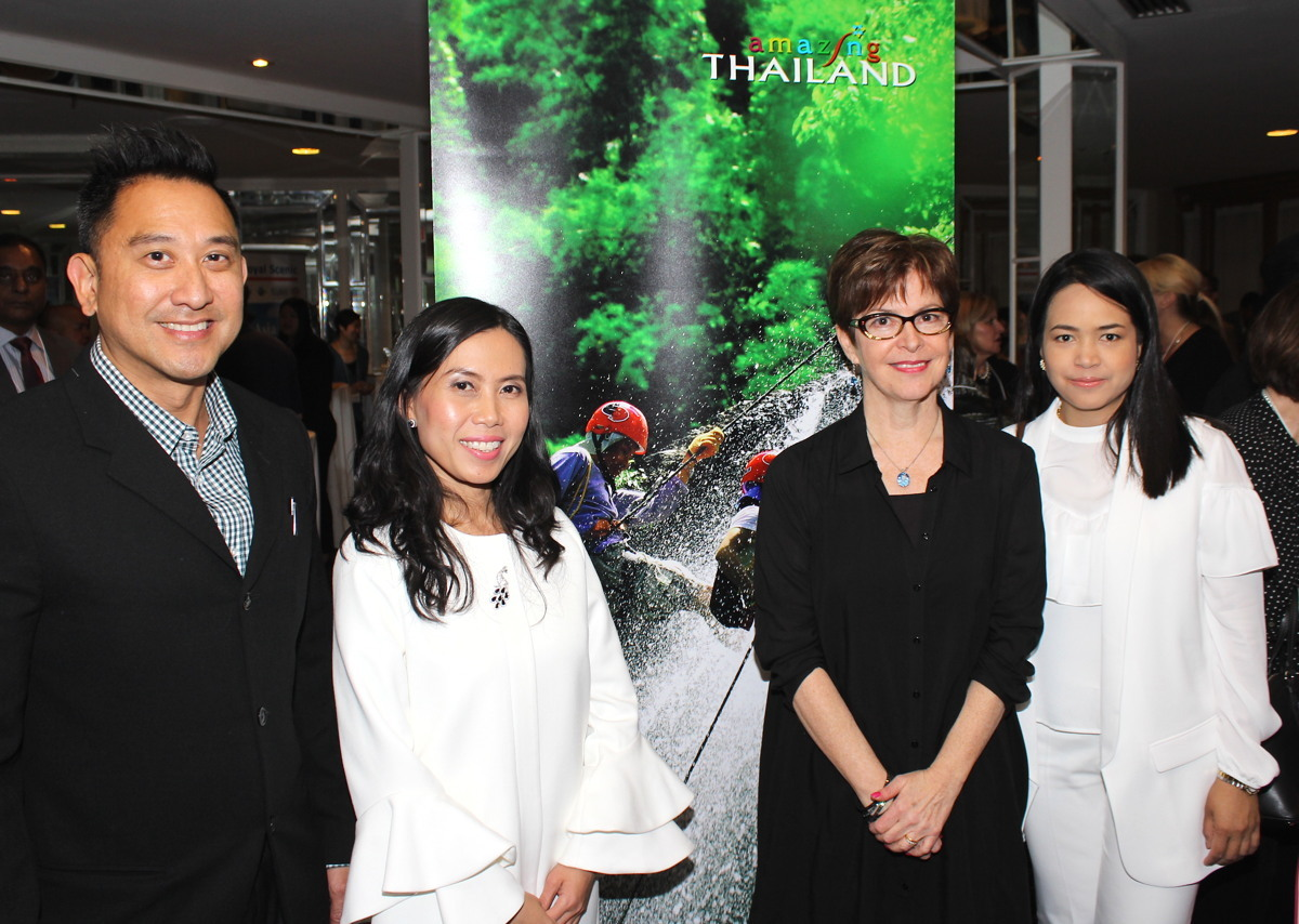 Thailand amazes agents & suppliers at the King Eddy