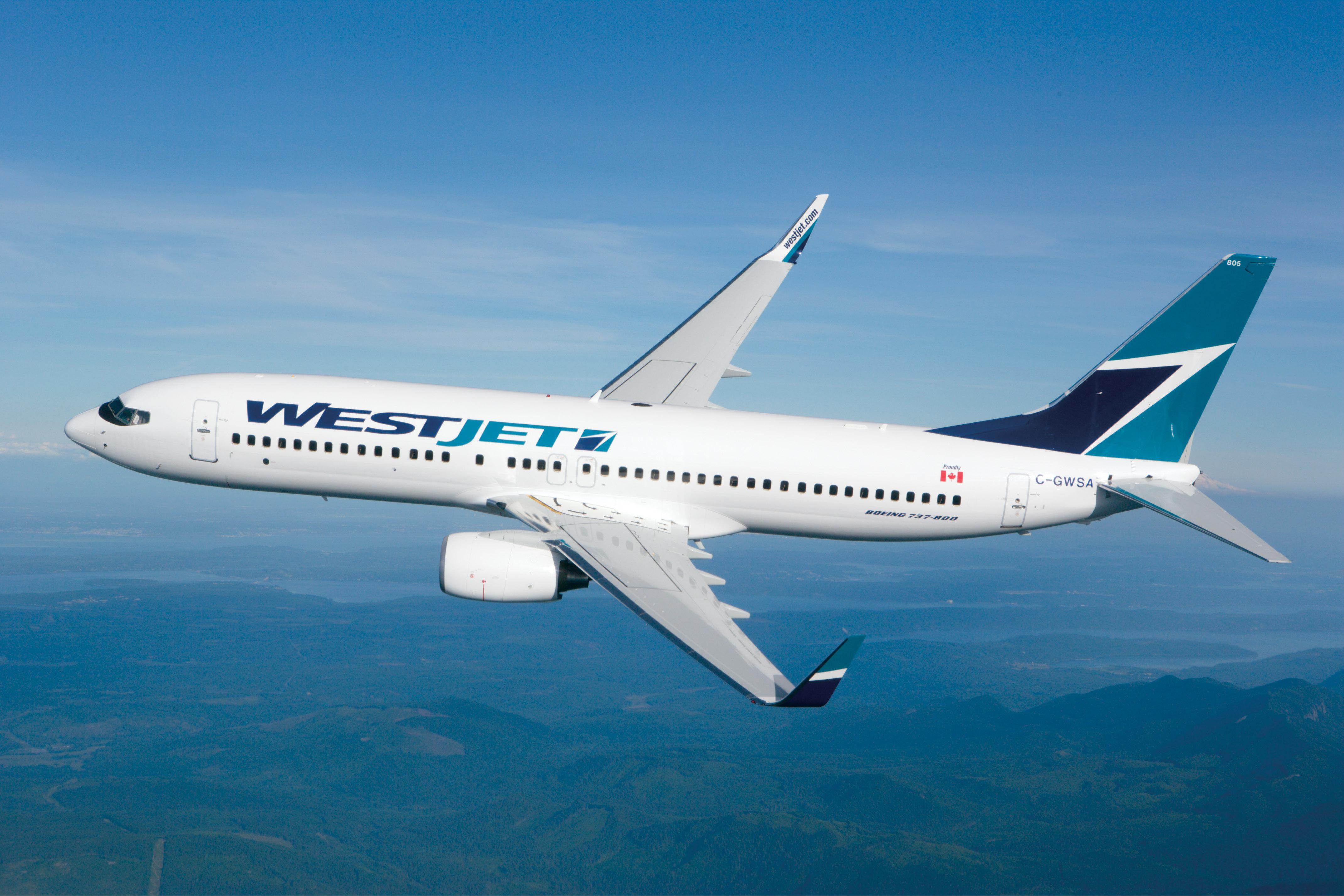 WestJet launches Plus Lowest fare bundle, alters change fees