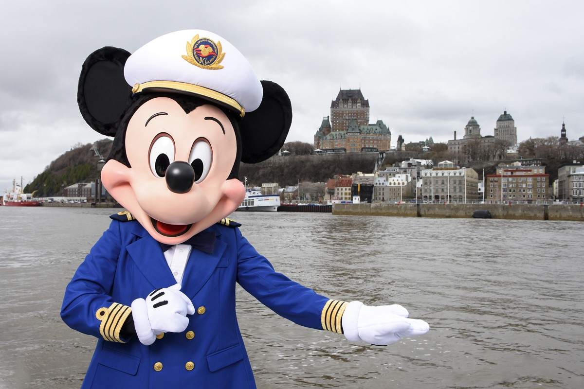 Disney Cruise Line to call in Bermuda, Quebec City in 2018