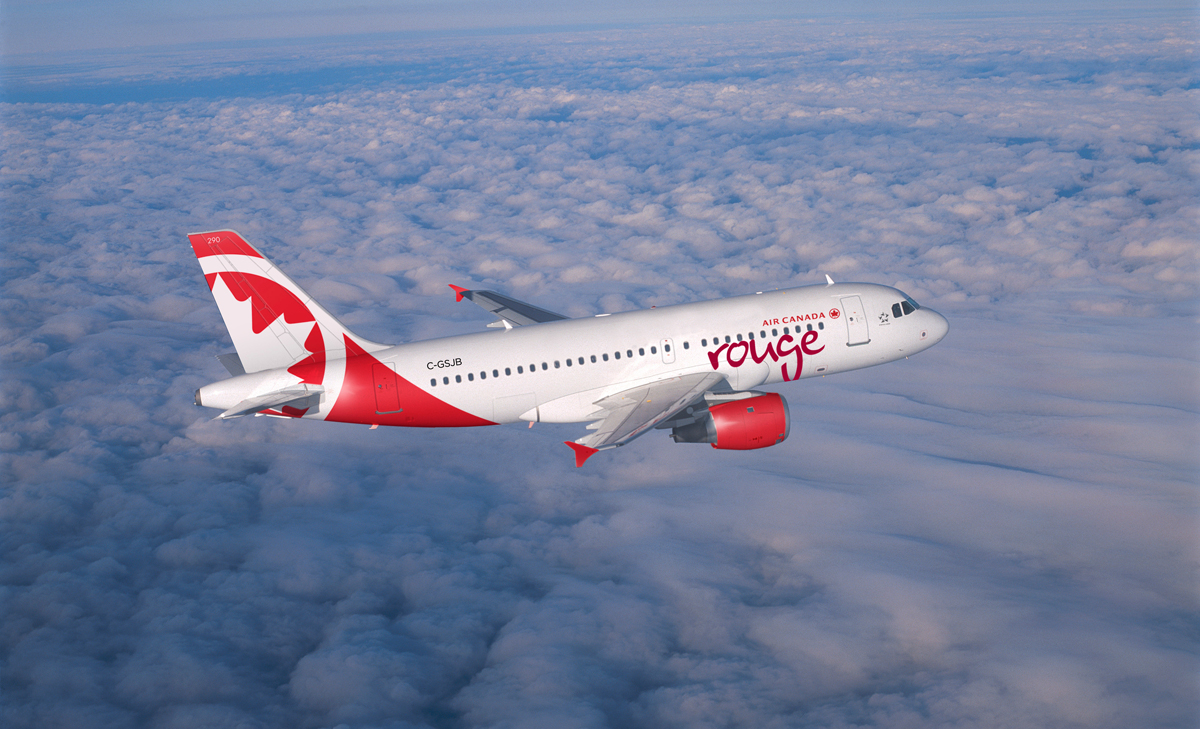 AC Rouge to offer high-speed WiFi on A319s