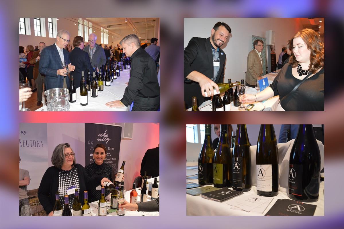 New Zealand wineries bring Tiki Tour to Toronto