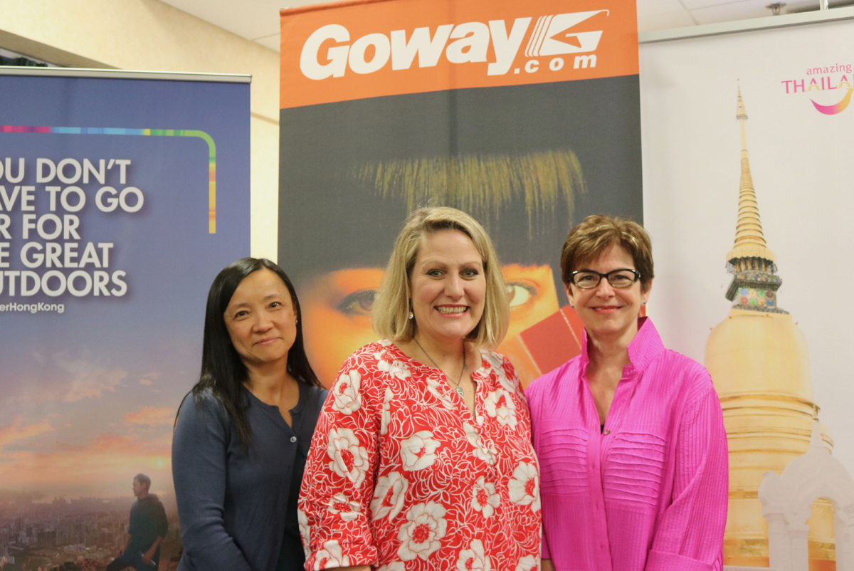 Goway promotes Hong Kong/Thailand combination in Ottawa