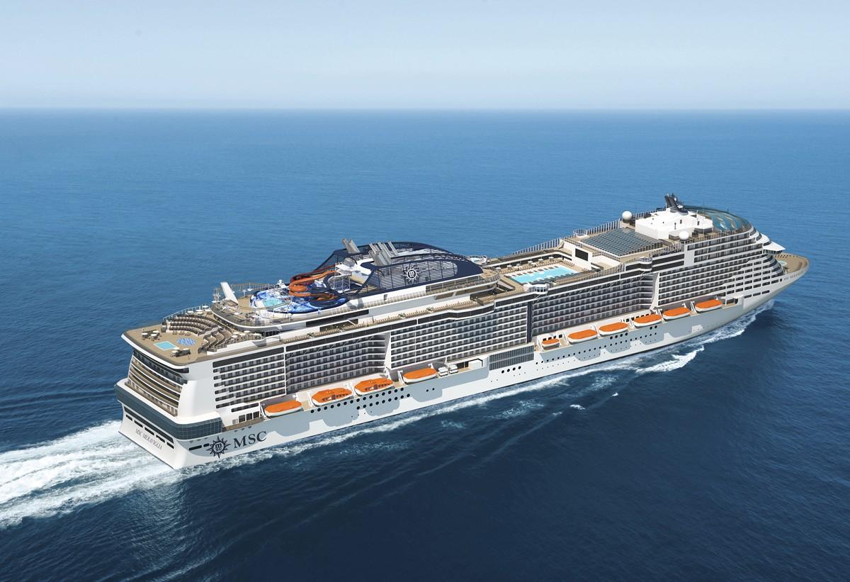 MSC Cruises unveils onboard Cirque du Soleil show concepts