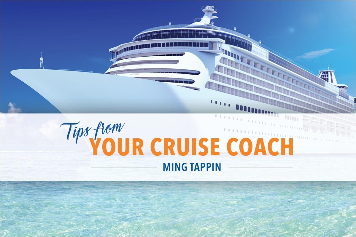 Your Cruise Coach: what to wear?