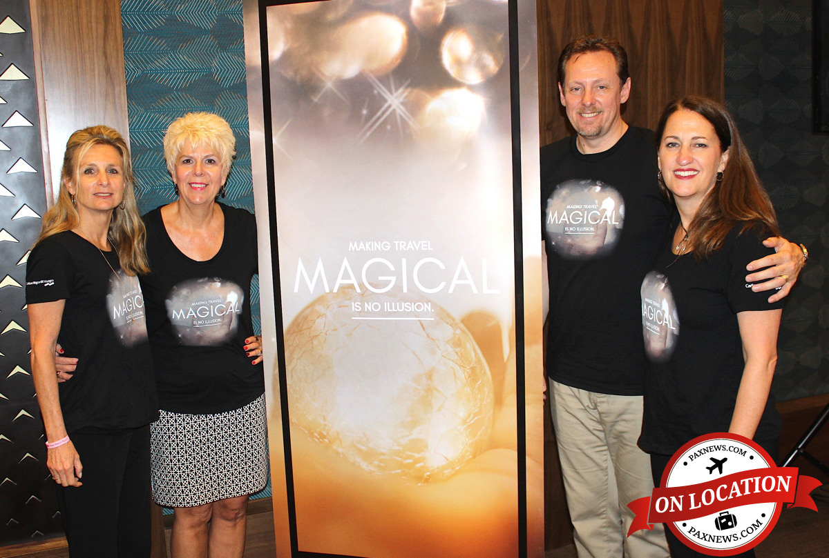 """""""Magical"""" CWT conference wraps in Mexico"""