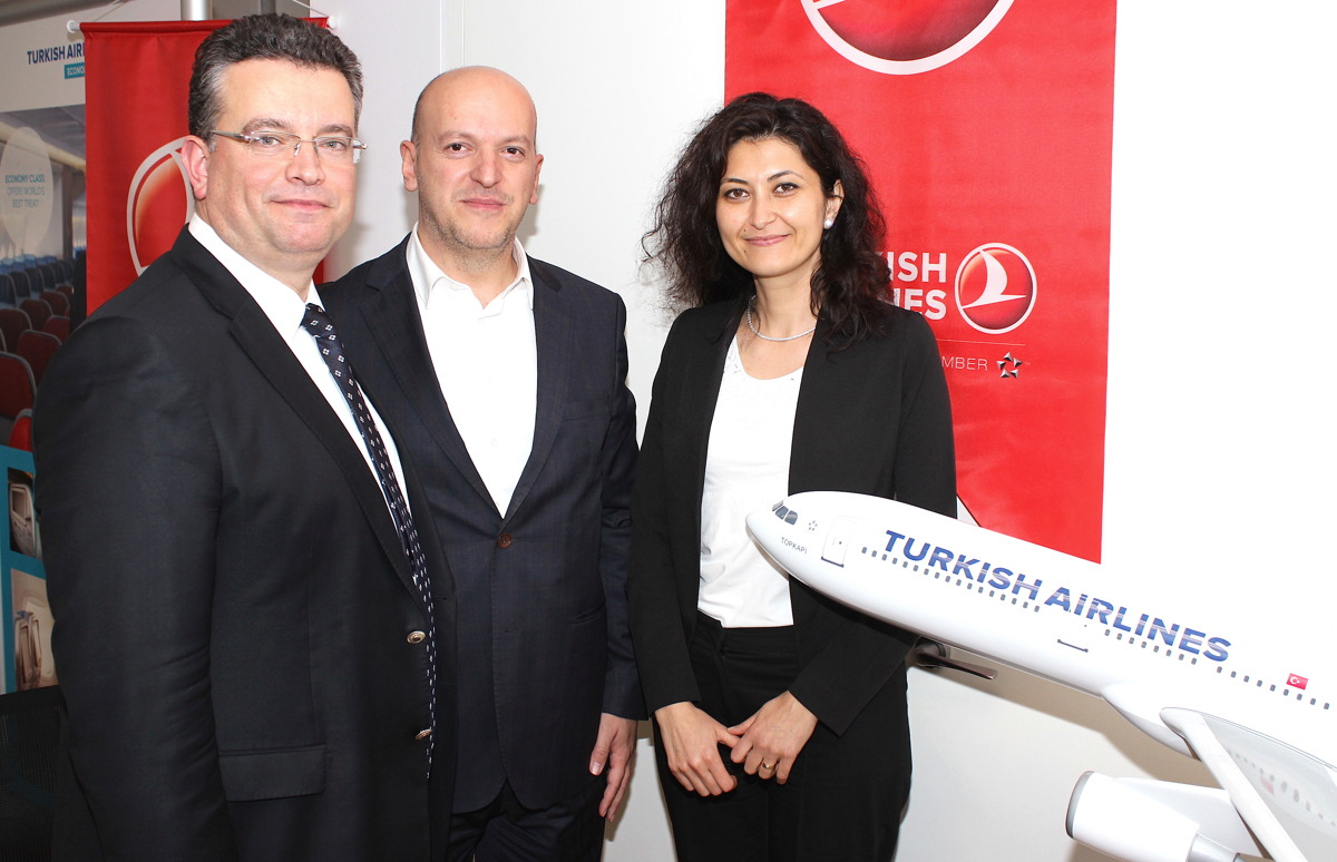 Turkey tourism offers sneak peek at Istanbul's new airport