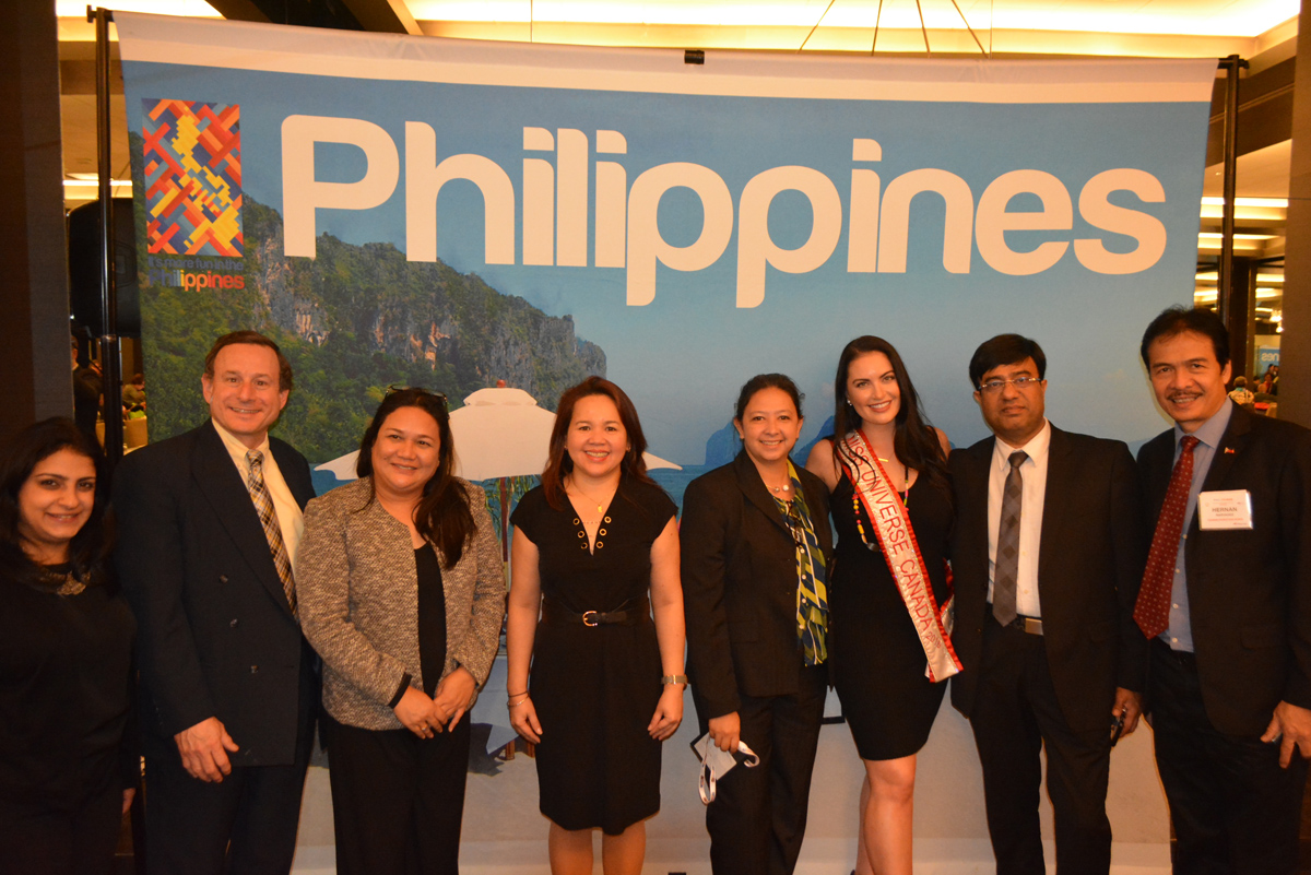 Philippines brings the fun to Toronto