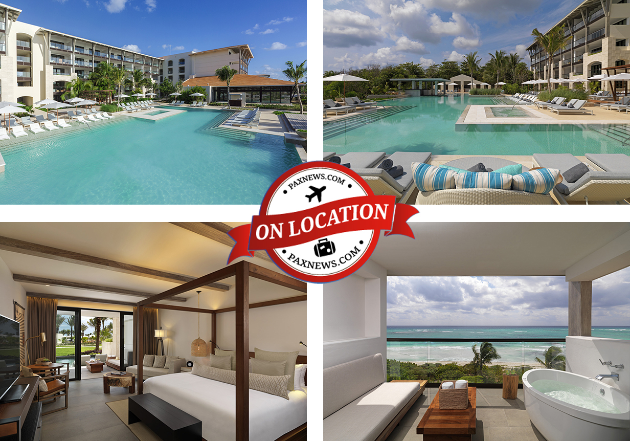 UNICO 20˚87˚ Hotel Riviera Maya: local flavours, unbeatable service