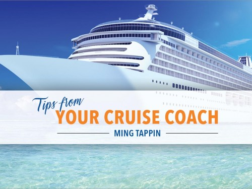Your Cruise Coach: budgeting for onboard spending