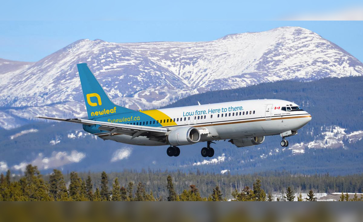 NewLeaf purchased by Flair Airlines