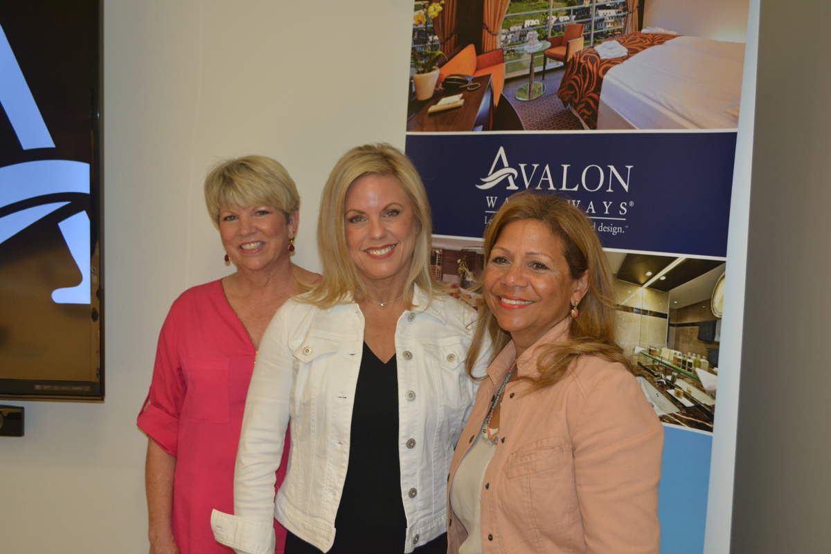 Smooth sailing for Avalon Waterways in 2017