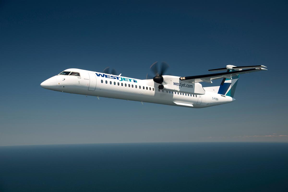 WestJet's YUL-YQB service takes flight