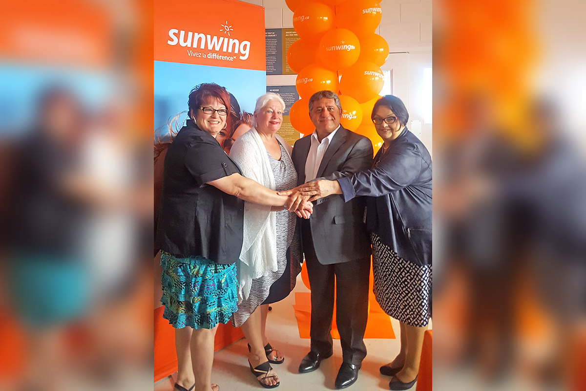 Sunwing adds Mont Joli-Punta Cana service for winter
