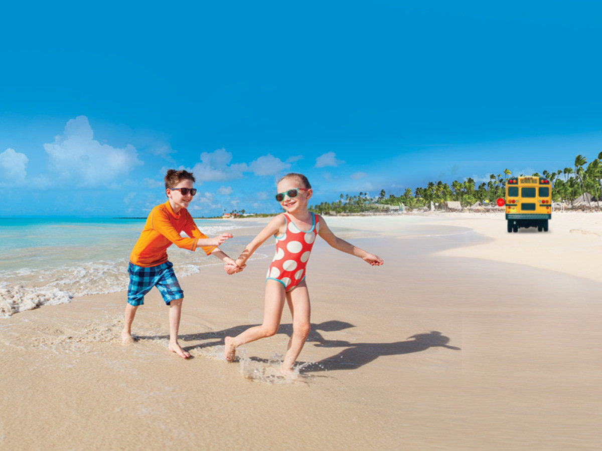 "Sunwing unveils ""Kids Stay, Play and Eat FREE"" summer promo"