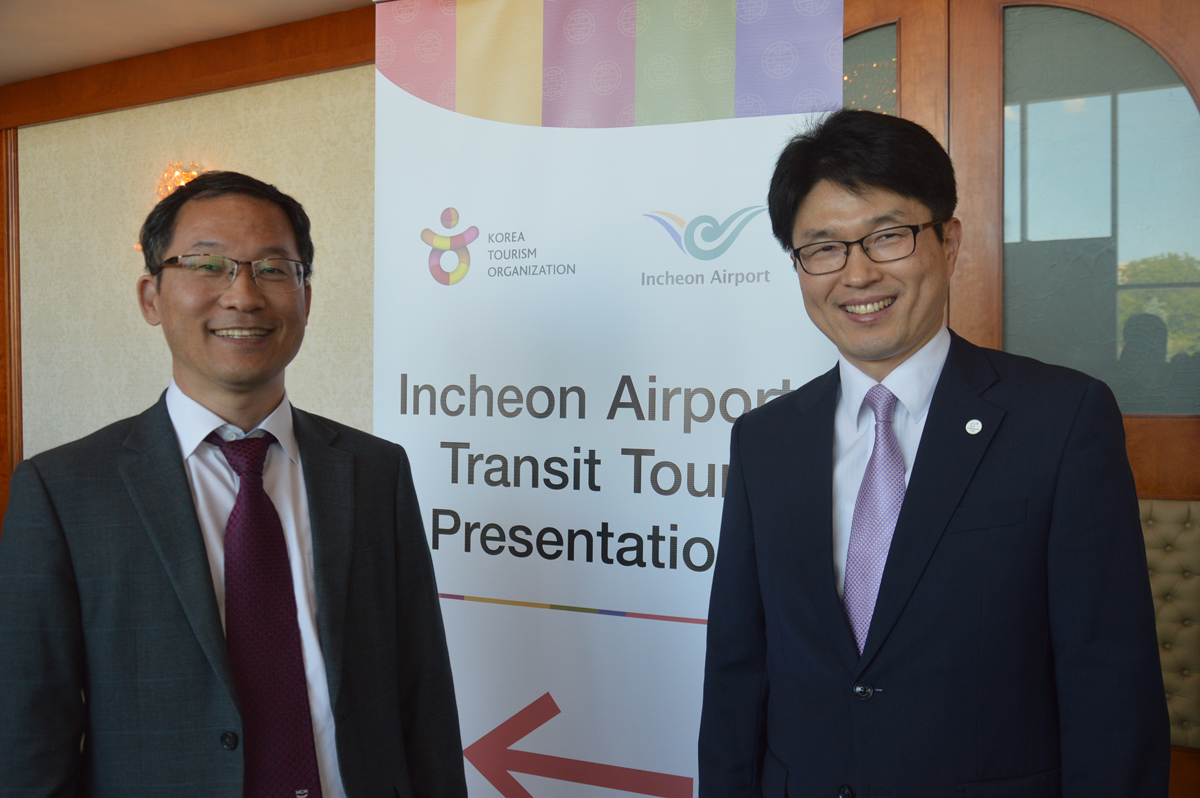 KTO & Incheon Airport showcase stopover offerings