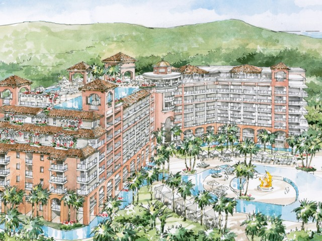 A first glimpse at Sandals LaSource St. Lucia