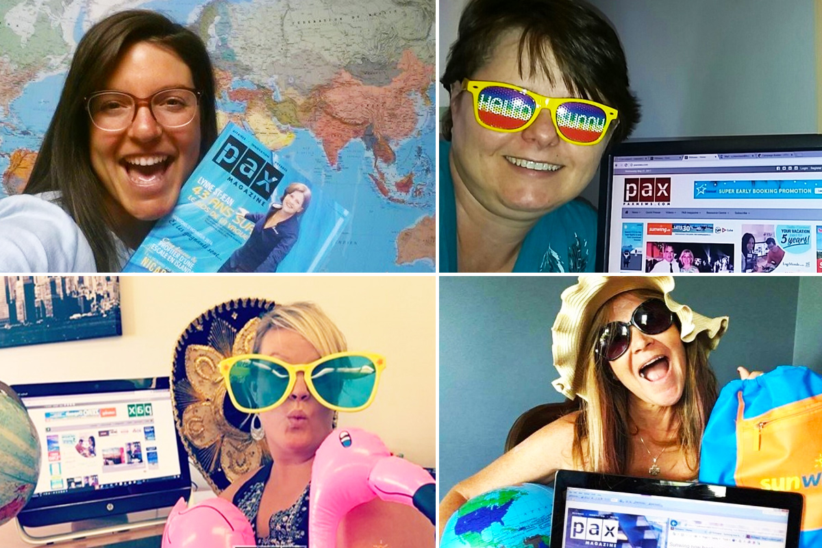 Make your next selfie a winner with LogiMonde!
