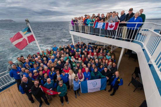 Expedition cruising: where it's at