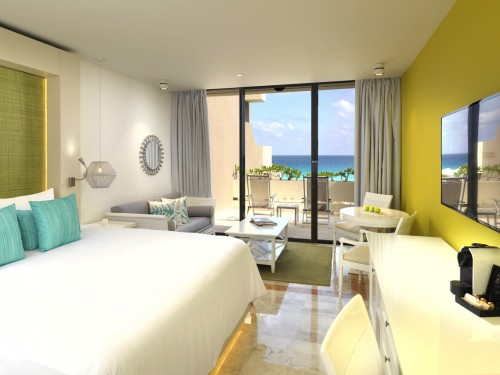 A new look for Paradisus Cancun