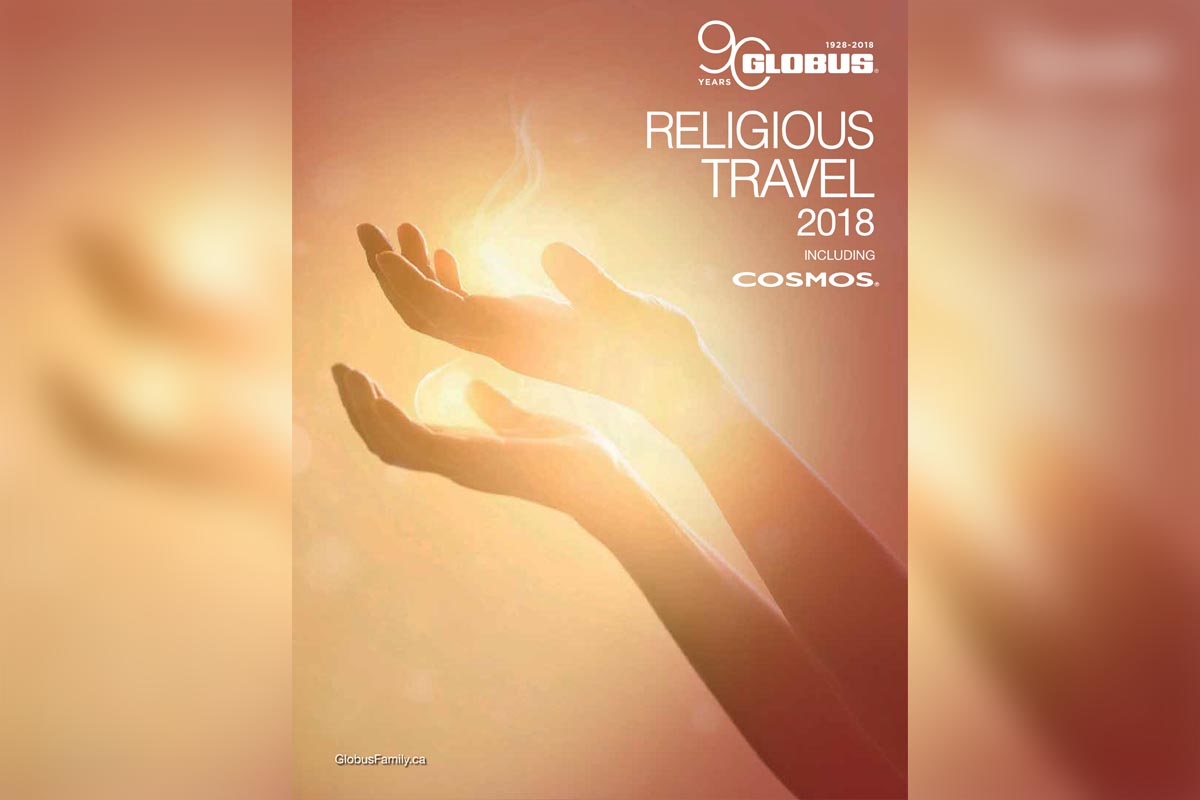 Globus' 2018 brochure promotes faith and fun