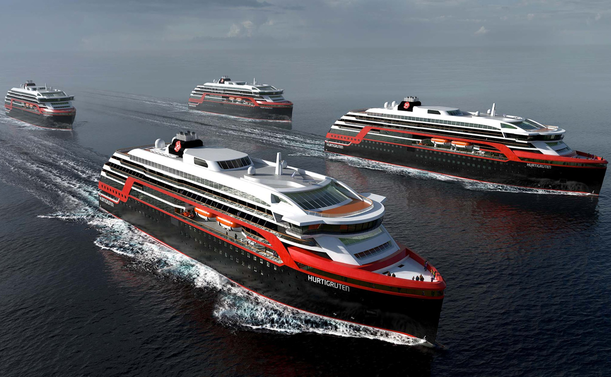 Hurtigruten's new U.S. & Canada cruises to sail in 2018